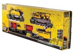 Locomotiva Cat Construction Express Train - DTC com as melhores condições você encontra no Magazine Ubiratancosta. Confira!