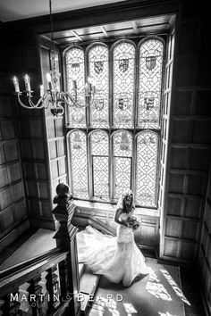 Hengrave Hall May Wedding - Martin Beard Photography