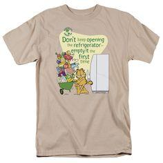 Garfield: Empty It T-Shirt