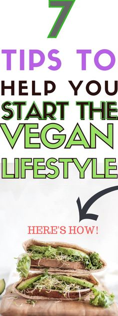 7 Tips To Help You Finally Start The Vegan Lifestyle! Are You Thinking Of Going … – Vegan 2020 Cake Vegan, Vegan Brownie, Quotes Vegan, Vegan Art, Healthy Life, Healthy Eating, Healthy Food, Bodybuilding Recipes, Vegan Chili
