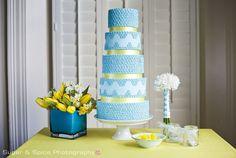 Janet Mohapi-Banks ~ cake
