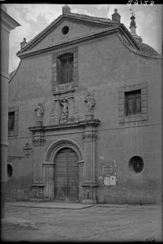 iglesia de san miguel by Antonio Pasaporte around 1930...Murcia: Business Center Metropolis Empire - Page 351