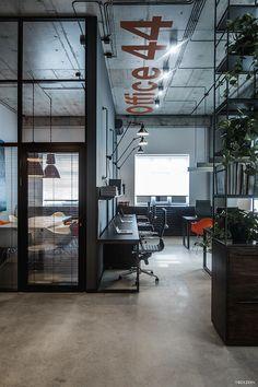 ØFFICE 44 on Interior Design Served