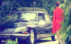 Sophie Vlaming by René & Radka for Marie Claire France March 2013 Fashion Photography Poses, Fashion Photography Inspiration, Fashion Inspiration, Citroen Ds, Manx, Dodge, Planes, Marie Claire France, Muscle