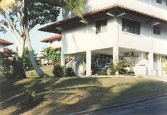 As a 6-year-old, I really thought our military housing in Panama was cool. :)
