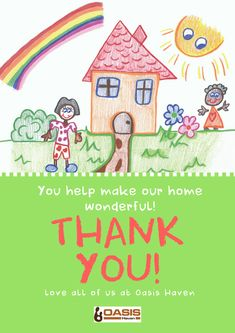 We would like to thank you for the generous donation made towards the children's school fees.  Education gives the children the tools to one be able to provide for themselves one day.  We are grateful for SOSA's commitment to our vision.