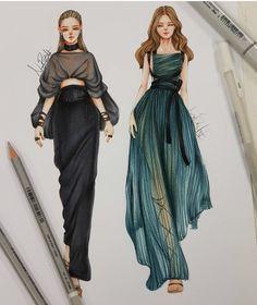 Fashion Illustration Poses, Fashion Illustration Template, Dress Illustration, Fashion Model Drawing, Fashion Figure Drawing, Fashion Drawing Dresses, Dress Design Drawing, Dress Design Sketches, Fashion Design Sketchbook