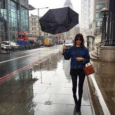 London, nearly june ☔️ @sciackikhano