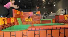 Ouverture d'une salle de Gym Mario Bros ? | golem13 |