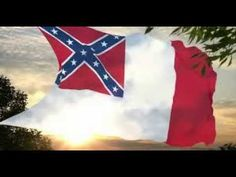 Dixie and Bonnie Blue Flag - YouTube