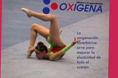 La oxigenación hiperbárica sirve para los atletas
