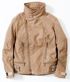 Neighborhood x Heather Grey Wall -Thunderbolt Jacket