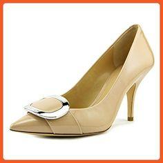 Michael Michael Kors Pauline Pump Women US 10 Nude Heels - Pumps for women (*Amazon Partner-Link)