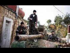 Breaking NATO Turkey  Military Clash USA led Kurdish forces in northern ...