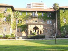 American University of Beirut in Lebanon