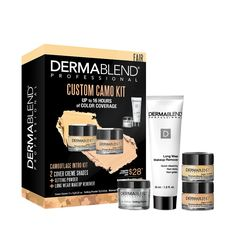 Dermablend™ Professional Cover Creme Intro Kit , $28.00 #birchbox