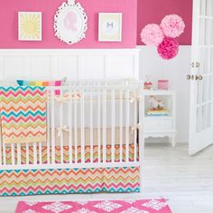 New Arrivals Sunnyside Up Crib Bedding | Dada Baby Boutique