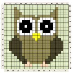 Thrilling Designing Your Own Cross Stitch Embroidery Patterns Ideas. Exhilarating Designing Your Own Cross Stitch Embroidery Patterns Ideas. Cross Stitch Owl, Cross Stitch Animals, Cross Stitch Charts, Cross Stitching, Cross Stitch Embroidery, Embroidery Patterns, Cross Stitch Patterns, Knitting Charts, Baby Knitting