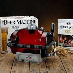 DIY Beer Distillers - This Beer Machine Making Kit Creates Your Favorite Drink with Ease (GALLERY)
