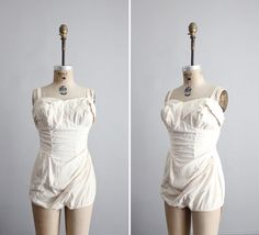 vintage bathing suits are beautiful.