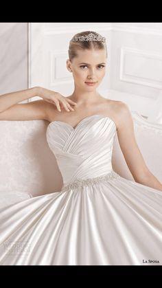 6ea6a135b7 13 Best La Sposa Bridal images