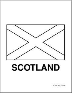 Scotland Word Mat scotland word mat word mat britain