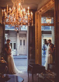French Quarter Wedding.