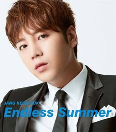 World Prince Jang Keun Suk: Jang Keun Suk New Single Wave 2 Endless Summer / Going Crazy