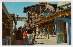 TONYS - REDONDO BEACH PIER 1960s   Flickr - Photo Sharing! - Does anyone remember the Mr Peanut Fish and Chips shop across from Tony's?