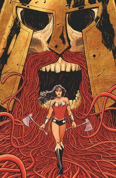 Cliff Chiang - Wonder Woman #23