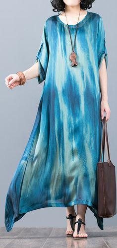 268935b3df Women nude linen shift dresses plus size linen clothing dress vintage short  sleeve prints linen dress