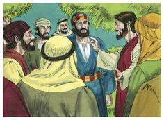 """Matthew 26:17. """"Now the first day of the feast of unleavened bread the disciples came to Jesus, saying unto Him, Where wilt Thou that we prepare for Thee to eat the passover?"""" The first day of the ..."""
