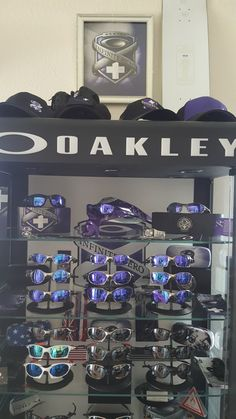Enough Purple? #1Stunna #InfiniteHero Full Pics: http://www.oakleyforum.com/threads/infinite-hero-polished-metal-collection-complete.61844/