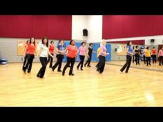 Frankie Fever - Line Dance (Dance & Teach in English & 中文) - YouTube