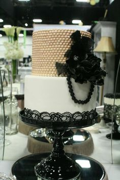 Great Gatsby theme - by the Cupcake Lady