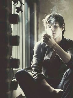 Gaspard Ulliel While Young