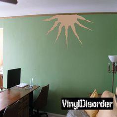 Sun Wall Decal - Vinyl Decal - Car Decal - CF043