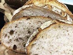 Könnyű kovászos kenyér   Ani Davies receptje - Cookpad receptek Bread, Food, Brot, Essen, Baking, Meals, Breads, Buns, Yemek