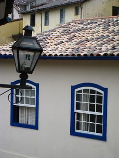 Ouro Preto Lamp, Minas Gerais, Brazil