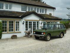 YCX 348K - 1971 Classic Range Rover - 2 Door Suffix A - Extremely Original - Land Rover Centre - Land Rover Centre