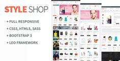 Discount Deals Leo StyleShop Prestashop Themeonline after you search a lot for where to buy