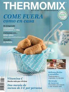 Thermomix magazine nº 81 [julio Great Recipes, Dog Food Recipes, Cooking Recipes, Favorite Recipes, Cooking Panda, Vitamix Recipes, Recipe Sites, Bellini, Food Inspiration