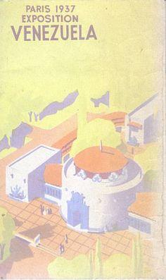 exposition internationale paris 1937 pavillon Venezuela