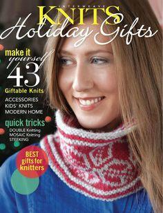 Interweave Knits Holiday Gifts 2012 - 沫羽 - 沫羽编织后花园
