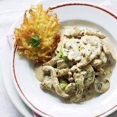 Züricher Geschnetzeltes Rezept   Küchengötter