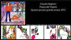 CLAUDIO BAGLIONI - Piazza del Popolo