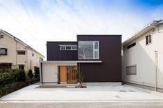 一級建築士事務所 想建築工房 の モダンな 家 外観