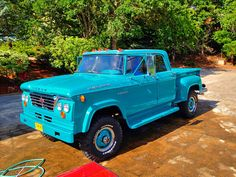 1964 Dodge Power Wagon W300