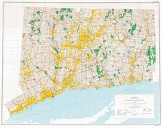 Topographic Map Ct.117 Best State Maps Images Contours State Map Topographic Map