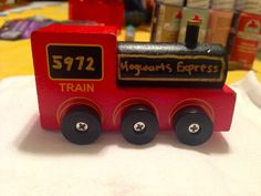 Easy As DIY: DIY Harry Potter Ornaments Series: Acceptance Letter, Hogwarts Express, Ron's Howler Harry Potter Christmas Ornaments, Hogwarts Christmas, Diy Christmas Ornaments, Holiday Crafts, Holiday Decorations, Christmas Time, Christmas Ideas, Harry Potter Style, Harry Potter Diy